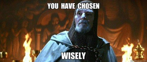 Decision Monk
