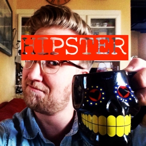 Hipster Label